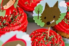 Little Red Riding Hood Themed Birthday Party {Planning, Ideas, Decor}