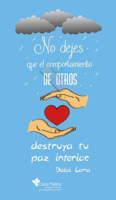 ENCUENTRA TU PAZ... (((Sesiones y Cursos Online www.ciaramolina.com #psicologia #emociones #salud)))