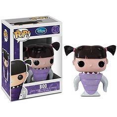 Figura Pop! Boo Monstros S.A. Disney Funko - Loja Mundo Geek - Cultura Pop com Estilo
