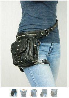 Uptown Pack - Thigh Holster, Protected Purse, Shoulder Holster, Handbag, Backpack, Purse, Messenger Bag, Fanny Pack