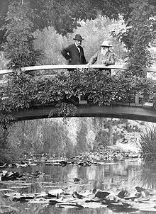 Biography of Monet. Includes a graphic list of his works. See his paintings all in one place. Claude Monet - Wikipedia, the free encyclopedia.