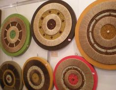 mandalas artesanais feitas com pedras de vidro - Pesquisa Google