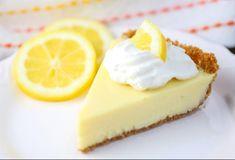 Πεντανόστιμη & σπιτική συνταγή για τάρτα λεμόνι!