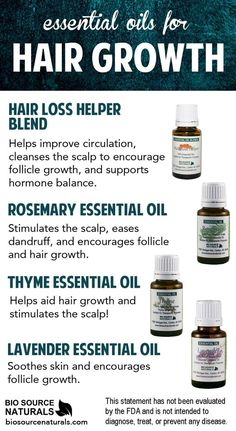 Essential oils for hair loss Argan Oil For Hair Loss, Best Hair Loss Shampoo, Biotin For Hair Loss, Biotin Hair, Why Hair Loss, Stop Hair Loss, Prevent Hair Loss, Thyme Essential Oil, Essential Oils For Hair