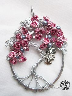 a flowery take on the tree of life ;-) yes