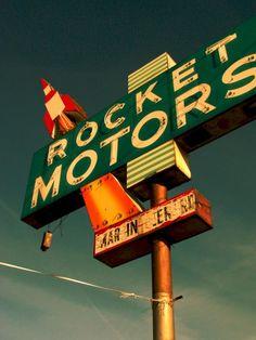 rocket motors by blackstarphotography on Etsy