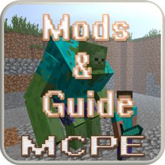 Guide Monster Mods for MCPE      2.3 and up