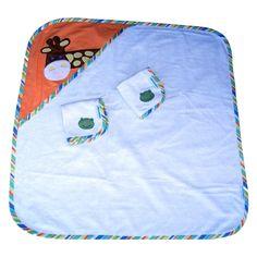 Abracadabra Hooded Towel - Head & Tail