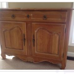 Ethan Allen Country French Legacy Server Sideboard Flip Top BYR PAYS Shipping #FrenchFrenchCountry