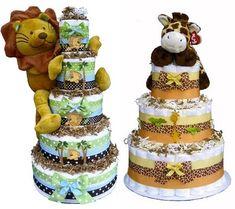 Baby Shower Safari: ¡linda y novedosa decoración para tu fiesta! | Fiesta101