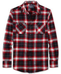 Red Flannel Mens - How To Create A Cozy Space For Winter PT 1