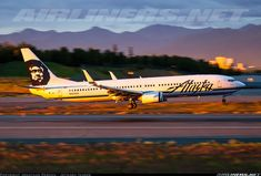 Alaska Airlines, Boeing 737-990/ER (N423AS) at Anchorage (PANC)