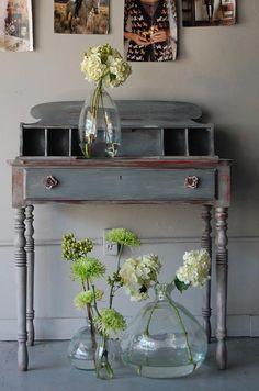 Inspírate: muebles con color!
