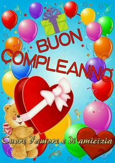 Buon Compleanno Buon Compli Buon Compleanno Auguri Di