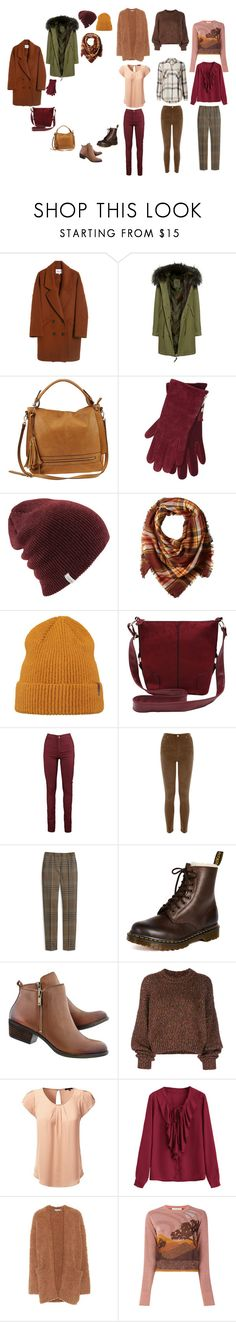 """""""Капсула одежды"""" by ninamao on Polyvore featuring мода, Mr & Mrs Italy, Urban Expressions, M&Co, La Fiorentina, Warehouse, Mulberry, Dr. Martens, Lucky Brand и Isabel Marant"""