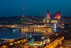 Baku, de stad waar mijn familie woont