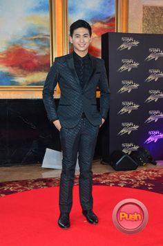 MANOLO PEDROSA for Star Magic Ball 2014