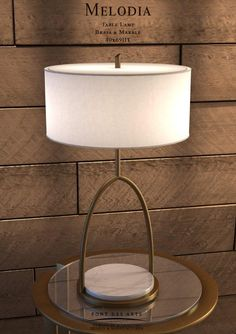 Melodia Table lamp