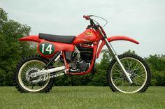 1979 Honda RC250-A1D - Marty Tripes