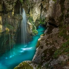 Rio Soca, Slovenia - 13 Striking Places You Must See