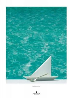 "Shangri-la Hotels & Resorts: ""BOAT"" Print Ad  by Tbwa\santiago Mangada Puno"