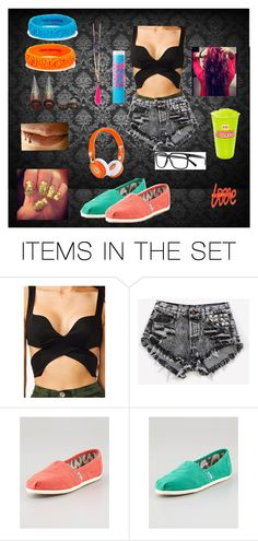 """We Can't Stop"" by beautyj ❤ liked on Polyvore featuring art"