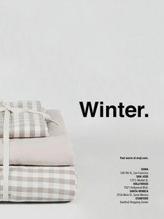 MUJI — Thanh Ly Footer Design, Web Design, Layout Design, Food Poster Design, Garage Interior, Advertising And Promotion, Poster Layout, Album Design, Muji