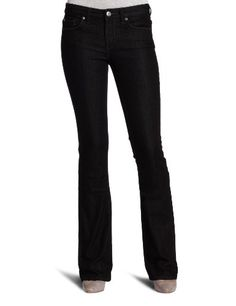 Calvin Klein Jeans Women's Ultimate Boot Jean, Black, 14x30 buy at http://www.amazon.com/dp/B00594AL7Y/?tag=bh67-20