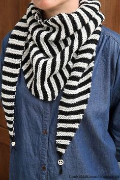 Minullakin on nyt oma, ensimmäinen baktus-huivi . Crochet Stars, Knit Crochet, Knitted Shawls, Handicraft, Hand Knitting, Scarves, Men Sweater, Sewing, My Style