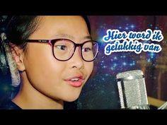 Kinderen voor Kinderen - Hier word ik gelukkig van (Officiële videoclip met songtekst) - YouTube