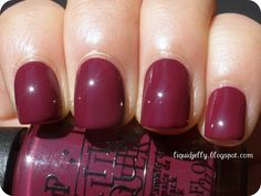 Casino Royale OPI Skyfall Collection