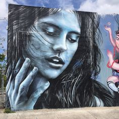 Currently ... #Dope #Miami #Wynwood #StreetArt by myshoecalledlife
