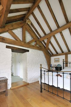 Welsh Oak interior Gazebo, Pergola, Welsh, Old World, Townhouse, My House, Sweet Home, Outdoor Structures, Frames
