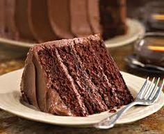 receita de bolo trufado chocolate