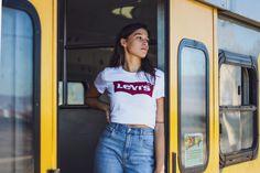 Metrorail levis look, Hemp Fabric, Climate Action, Vintage Denim, Levis, Wide Leg Pants, Denim Jeans, Poses, Fashion, Wide Leg Trousers
