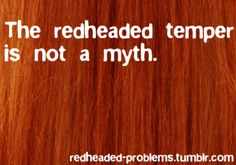 Nope! It does help that I'm a mixed European so I have all that temper mixed in with the hair. :D