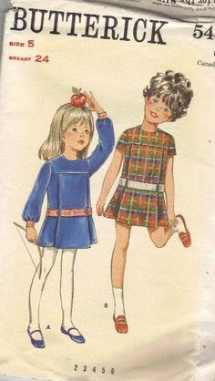 Image result for retro kids dress drop waist