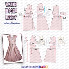 PANTALON CARGO DESMONTABLE Baby Clothes Patterns, Dress Sewing Patterns, Clothing Patterns, Pattern Cutting, Pattern Making, Design Blog, Pattern Drafting, Sewing Techniques, Simple Dresses
