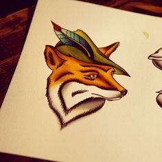 #tats Robin Hood