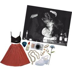 just kiss already by its-emilyy on Polyvore