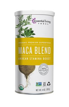 Designed to complement and enhance maca's powerful adaptogenic effects with herbs and plants from Ayurveda and traditional Chinese medicine, our innovative blend boosts energy, endurance, and mood while supporting healthy metabolism.  We use a more potent, stronger form of Maca known as Maca Premium, and CorgyGen: an extract of a mushroom known as Cordyceps that enhance libido, stamina, alertness, and energy level.