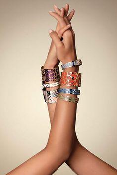 Love these interchangeable bracelets! Altesse » Les Georgettes - Altesse
