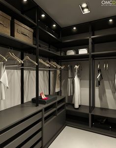 Home Interior Salas .Home Interior Salas Walk In Closet Design, Bedroom Closet Design, Master Bedroom Closet, Closet Designs, Closet Walk-in, Dressing Room Closet, Dressing Room Design, Building Furniture, Bedroom Wardrobe