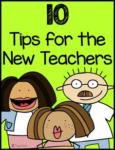 Tips for the New Kid on the Block 10 Tips for the new teachers or teachers who are going to a new school.New York New York most commonly refers to: New York may also refer to: Survival Kit For Teachers, Teacher Survival, New Teachers, Teacher Hacks, Teacher Stuff, Survival Tips, Teacher Binder, First Year Teaching, Student Teaching