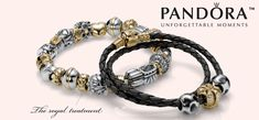 Pandora was the first woman in Greek Mythology. She opened a box out of curiosity that she was told not to. Pandora represents hope and inspiration which gives women the opportunity to design their own jewelry.