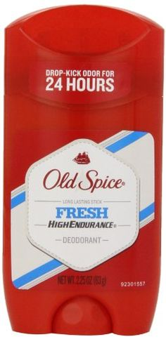 Old Spice High Endurance Fresh Scent Men's Deodorant, 2.25 oz  //Price: $ & FREE Shipping //     #hair #curles #style #haircare #shampoo #makeup #elixir