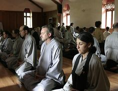 Japanese Buddhists adapt to Western views of their religion