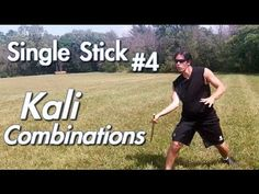 How to Master the Single Stick - Kali Combinations, FMA Escrima, Arnis