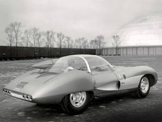 1957 Chevrolet Corvette SS XP-64 concept. The 1957 Corvette SS was a an experimental magnesium-bodied 'concept car', created with the goal of competing in the 24 Hours of LeMans. The car set a new lap record at Sebring, Florida, in 1957. It has served as the forerunner of many Corvette sports/racing models