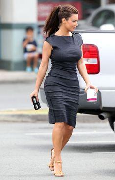 Kim Kardashian Photo - (FILE) Kim Kardashians Fashion Timeline